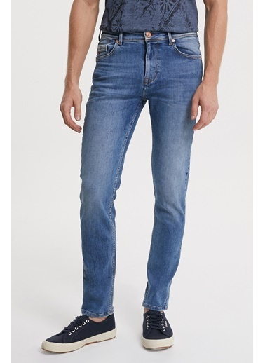 Lee Cooper Jean Pantolon | Jack - Superslim Renkli